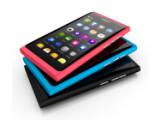 Bild: Mit Meego und gewölbtem AMOLED-Display, aber ohne Tasten und Tastatur: Das Nokia N9 kommt noch in diesem Jahr. (Bild: Nokia)