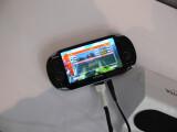 Bild: Sonys neuer Handheld liefert eine Grafik, die an das PS3-Niveau heranreicht. (Bild: netzwelt)