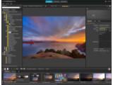 Bild: Die Oberfläche von Corel PaintShop Pro X4 wurde komplett neu gestaltet. (Bild: Corel)