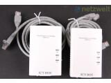 Bild: Der Hersteller liefert die Adapter mit Ethernet-Kabel aus. (Bild: netzwelt)