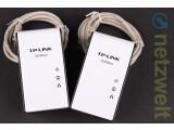Bild: TP-Link liefert das Set mit Ethernet-Kabeln aus. (Bild: netzwelt)