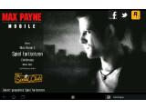 Bild: Um Max Payne Mobile spielen zu können muss sich der Nutzer einen Account beim Social Club von Rockstar Games anlegen. (Screenshot: netzwelt)