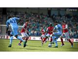 Bild: Aguero beim Dribbling. (Bild: EA Sports)