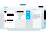 Bild: Das Blog Neowin konnte einen ersten Blick auf eine Entwicklerversion des neuen Skype werfen. (Bild: neowin.net)
