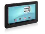 Bild: Den günstigen Einstieg in die Tablet-Welt mit Android 4.0 soll der Trekstor SurfTab breeze 7.0 ermöglichen. Er kostet nur 119 Euro. (Bild: Trekstor)
