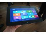 Bild: Business-Tablet mit Windows 8: In München stellte Dell erstmalig das Dell Latitude 10 vor. (Bild: netzwelt)