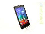 Bild: Das Motorola Razr HD misst 4,7 Zoll. (Bild: netzwelt)