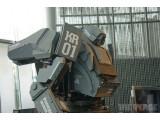 Bild: In Tokio war der 4-Meter-Mech Kuratas kürzlich zu bewundern. (Bild: The Verge)