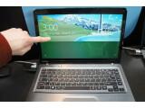 Bild: Das Modell U840t-101 ergänzt Toshibas Satellite-Reihe um ein Modell mit Touchscreen. (Bild: netzwelt)