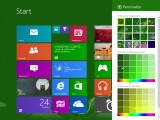 Bild: Neue Farben und Muster sind in Windows Blue enthalten. (Bild: winforum.eu/WyznawcaSlonia)