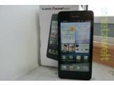 Bild: Das Huawei Ascend G510 bietet ein für die Preisklasse überaus großes Display. (Bild: netzwelt)