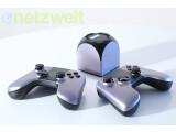 Bild: 99 US-Dollar kostet die Ouya mit einem Controller. Das zusätzliche Gamepad ist für 49,99 US-Dollar zu haben. (Bild: netzwelt)