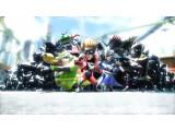 Bild: 100 Helden und der Spieler ergeben gemeinsam die Wonderful 101. (Bild: Nintendo)
