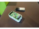 Bild: Das iPhone 5c ist in der Redaktion eingetroffen. (Bild: netzwelt)