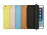 Bild: Das Smart Case bietet Apple auch für das neue iPad Air an. Es schützt sowohl die Vorder- als auch die Rückseite vor Kratzern. (Bild: Apple)