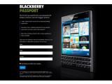 Bild: Das BlackBerry Passport soll im Herbst erscheinen.