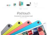 Bild: Fehlt da nicht einer? Apple nimmt den iPod Classic aus dem Programm. Übrig bleiben iPod Shuffle, iPod nano und iPod Touch.