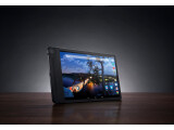 Bild: Nicht nur mit dem nahezu randlosen AMOLED-Display oder dem neusten Intel-Prozessor macht das Dell Venue 8 7000 Series auf sich aufmerksam. Es bietet auch eine Spezialkamera mit Intel-Technik.
