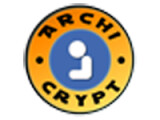 Bild: archicrypt Softwareicon, Logo