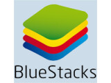 Bild: Bluestacks Softwareicon, Logo
