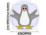 Bild: Knoppix Softwareicon, Logo