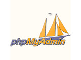 Bild: phpMyAdmin Softwareicon, Logo
