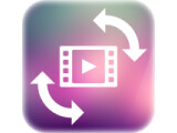 Icon: Video Rotate