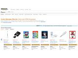 Bild: Die Amazon-Startseite hält bereits jede Menge Angebote bereit