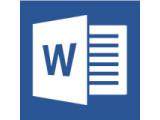Icon: Microsoft Word für Tablets