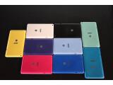 Bild: Acer Iconia One 8: Insgesamt stehen zehn Gehäusefarben zur Auswahl.