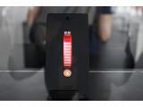 Bild: Die Spezial-Hüllen erlauben den schnellen Blick auf Mini-Anwendungen. Im Bild: Ein Voice Recorder.