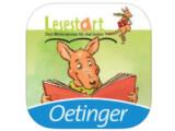 """Icon: Oetinger Lesestart """"Mein neuer Freund, das Känguru"""""""