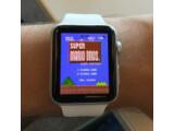 Bild: Das wird ein Spaß - Super Mario per NES-Emulator auf der Apple Watch spielen.