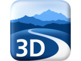 Bild: 3d reality maps viewer icon