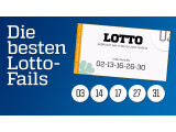Bild: Die Top 10 der Lotto-Fails