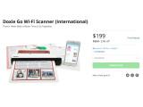 Bild: Doxie Go bei Stacksocial.com im Angebot - ein guter Deal.