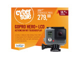 Bild: Die GoPro Hero+ LCD gibt es kurze Zeit für 280 Euro auf Cyberport zu kaufen.