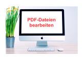 Bild: PDF-Dokumente bearbeitet ihr auf dem Mac ohne die Installation zusätzlicher Software.