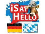 Icon: Deutsch - Bairisch