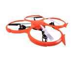 Bild: Die Drohne von Denver mit 30 Meter Reichweite und integrierter Kamera gibt es vom 7. bis 12. September beim Netto mit dem Hund für 88 Euro.