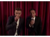 Bild: Justin Timberlake und Jimmy Fallon rappen wieder.