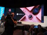 Bild: Motorola stellt eine neue Generation der Moto 360 vor.