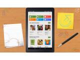 Bild: Der Google Play Store auf den Amazon-Tablets.