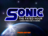 Bild: Sonic: The Fated Hour Logo