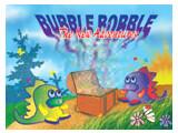 Bild: Bubble Bobble Logo