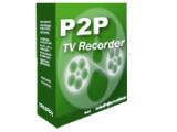 Bild: P2P-TV Recorder Logo