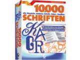 Bild: 10.000 Schriften Logo