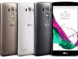 Bild: LG G4s: Verfügbare Farben sind Weiß, Gold und Silber.