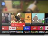Bild: Android TV: Auch Sony setzt jetzt auf das Betriebssystem.