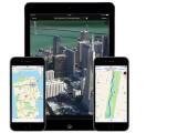 Bild: Apple stattet die Karten-App mit neuen Funktionen aus.